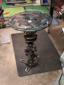 Table leaf shutter industrielle