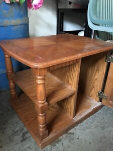 End table F/S