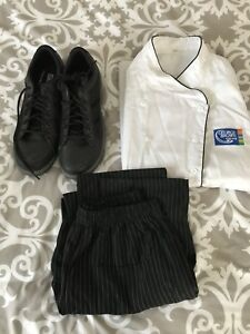George Brown Chef Outfit - Standard Mens Medium