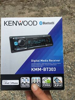 Kenwood KMM-BT303 Bluetooth USB Digital Media Receiver