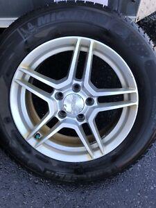Mag et pneus d'hiver