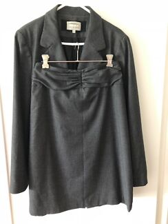 Veronika Maine Skirt Suit + 2 blouses size 14-16