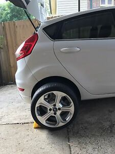 WANT TO BUY: Ford Fiesta ST stock suspension/shocks and swaybars Epping Ryde Area Preview