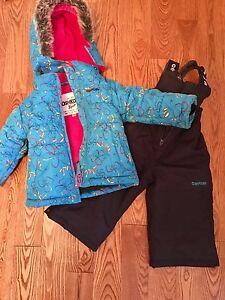 Oshkosh 18 months snowsuit
