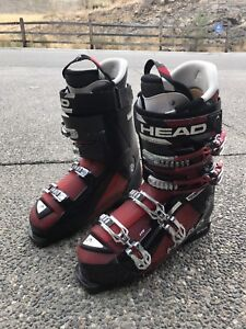Head  Vector 110 men's ski boots