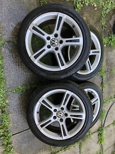 *NEW* Volkswagen mags + new tires ALL SEASON