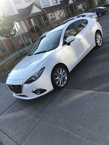 *Must See*  Fully Loaded 2014 Mazda 3 GT