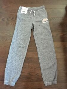 Girls Roots Sweatpants