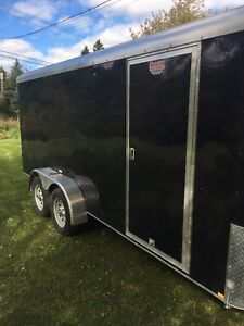 2017 Maverick Enclosed Trailer