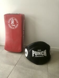Wanted: Boxing / Muay Thai pads