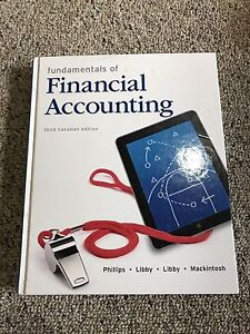 Comm 201 financial accounting