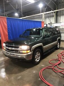 2001 Chevy 1500 Suburban 4x4 Great Condition