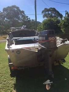Quintrex widebody dory 4.2 tinny Denman Muswellbrook Area Preview