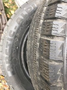 Winter tires 195/60 R14