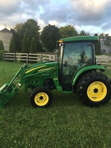 John deere 4520, As new,only 170 hours!