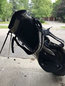 Mixing Golf Bag