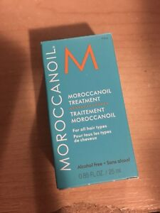 Brand new ever opened Moroccan oil hair treatment