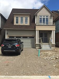 Brand New 4 BR House Available for Lease in Cambridge For $2000