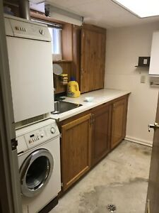 FURNISHED ALL INCLUSIVE Basement suite $1300/month