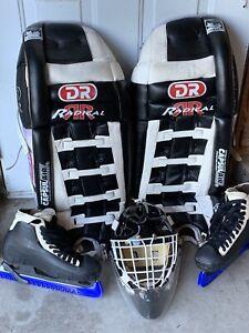 Black Goalie Pads | Kijiji in Ontario  - Buy, Sell & Save