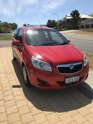 Holden Barina Hatch 2009 Ocean Reef Joondalup Area Preview