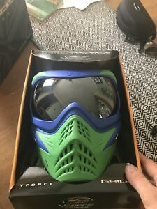 VForce Grill paintball/Airsoft mask