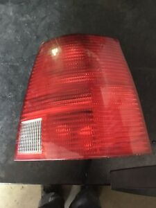 Mk4 Volkswagen Wagon Rear Passenger Side Tail Light