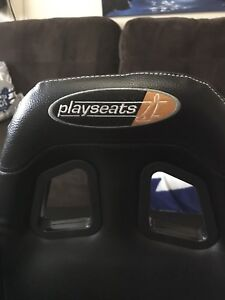 Complete Xbox one/PC sim racing rig playseat/thrustmaster
