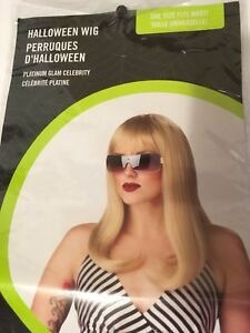 Halloween wigs, various price for each one