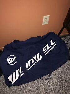 Sports bag lacrosse tennis hockey