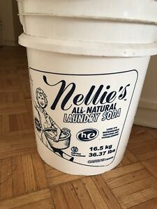 Nellie's all natural laundry soap