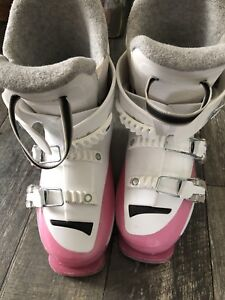 Girls Youth Rossignol 22.5 Boots