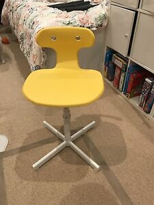 Kids Yellow Study Chair Waverley Eastern Suburbs Preview