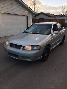 2002 Nissan Sentra SER for sale!