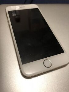 APPLE IPHONE 6 16GB GOLD LOCKED TO ROGERS/FIDO