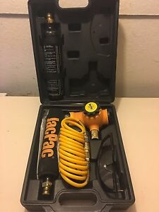 JacPac Portable Co2 For Pneumatic Tools