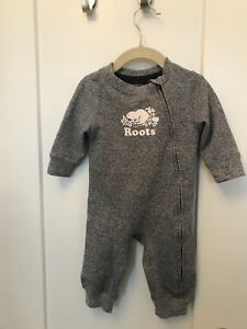 Roots romper 6-12 months