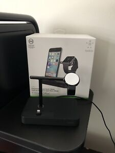 Belkin Valet Charge Dock for Apple Watch & iPhone