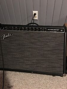 Fender Supersonic 60 for trade