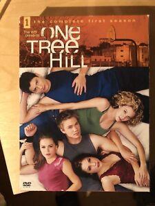 DVDs saison 1 One Tree Hill