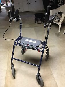 2 Like New Mobility Walkers