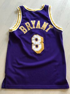 Authentic Los Angeles Lakers Kobe Bryant Jersey 40 M