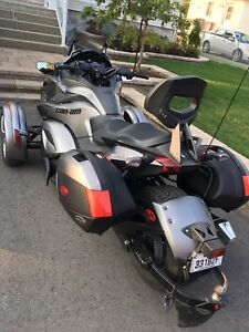 Can am Spyder st limited 2014