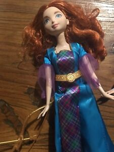 The girl from Brave