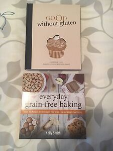 Cookbooks (Gluten Free Cooking) Jacana Hume Area Preview