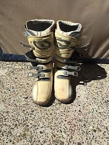 Motorcycle boots size 8 US Charlestown Lake Macquarie Area Preview