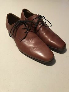 Men's Size 10 Brown Dress Shoes