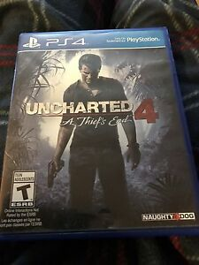 Uncharted 4 and uncharted Nathan drakes collection