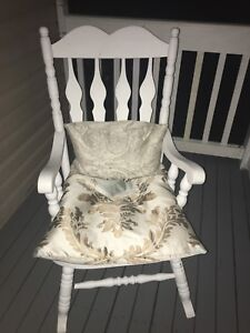 Re-finished Rocking Chair