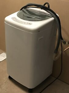 Haier compact portable washer